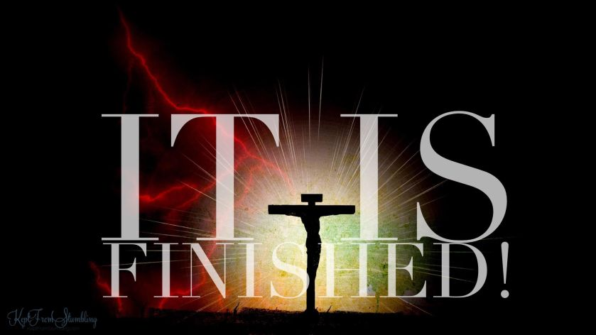 Image result for Its finished cross
